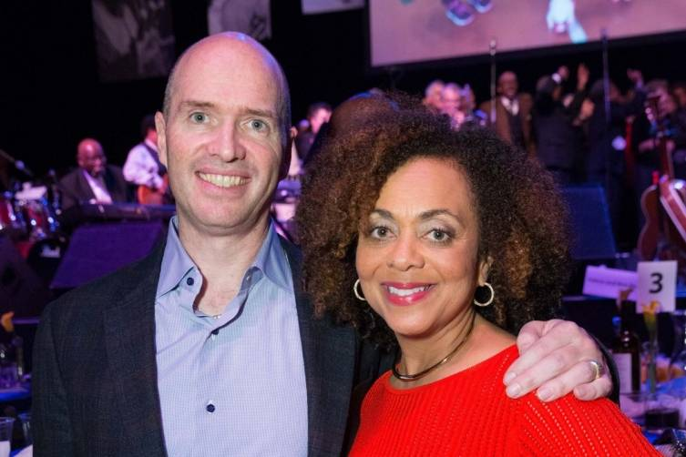 Ben Horowitz and Felicia Horowitz