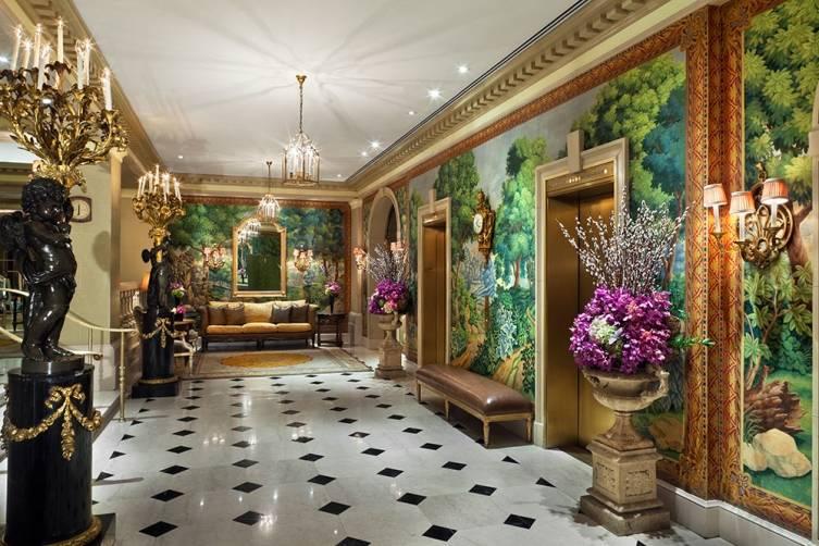 Hotel Plaza Athenee New York: Lobby