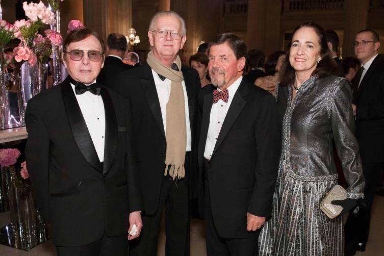 Frank Stein, Tom Foutch, Larry Ludgus and Nancy Ludgus