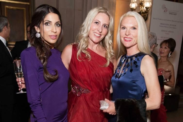 Sobia Shaikh, Ginny Ziegler and Linle Froeb