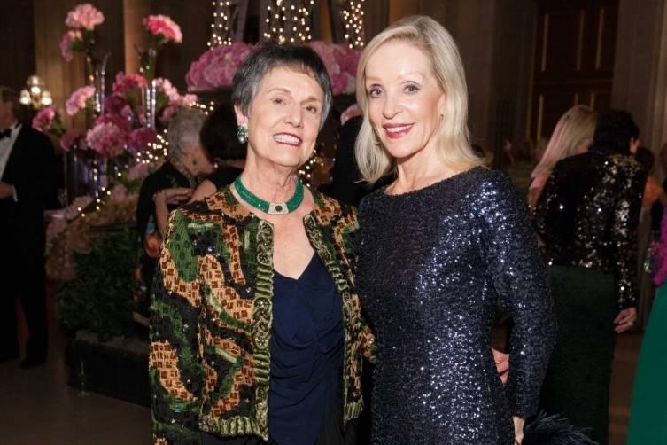 Carol Doll and Barbara Brown
