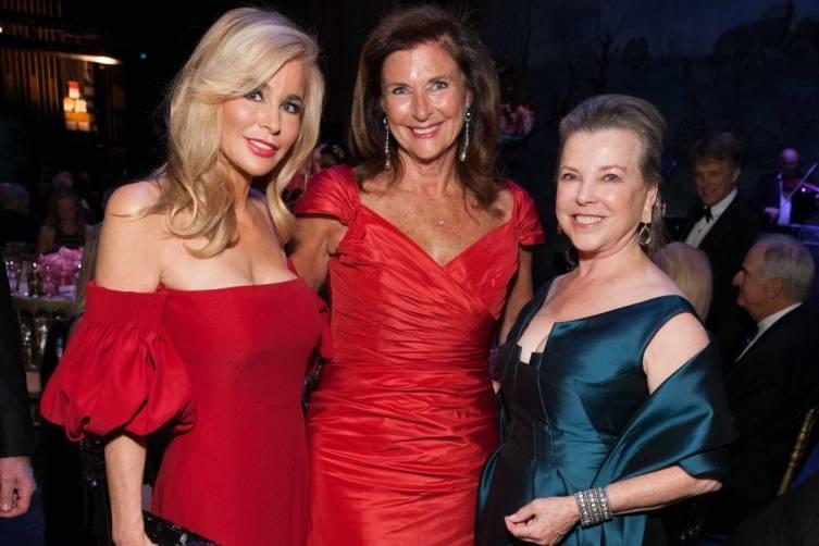 Paula Carano, Linda Zider and Jeanne Lawrence