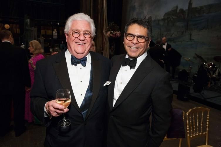 Bob Hill and Gary Garabedian