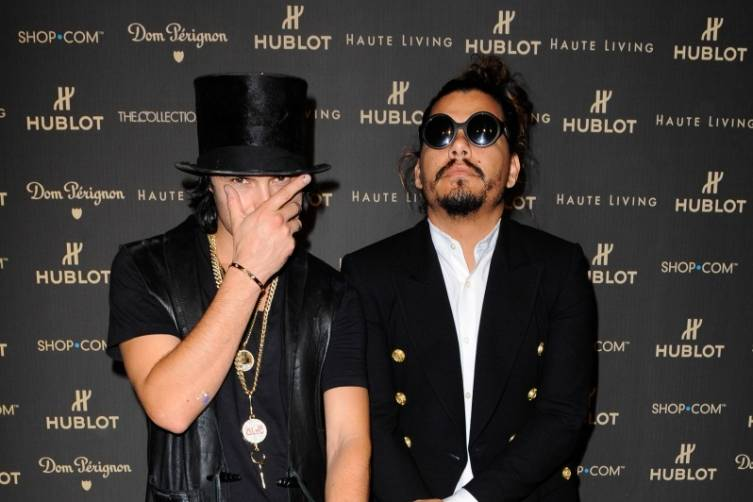 Alec Monopoly and Ray Mariscal