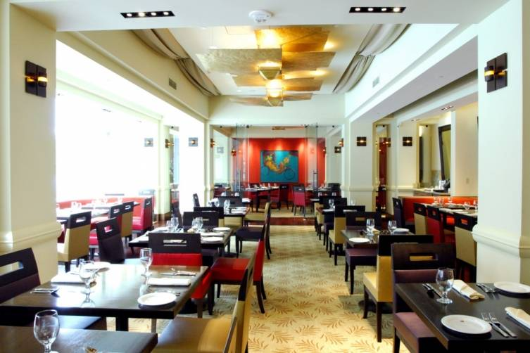 Top 5 indian restaurants in san francisco for Amber indian cuisine