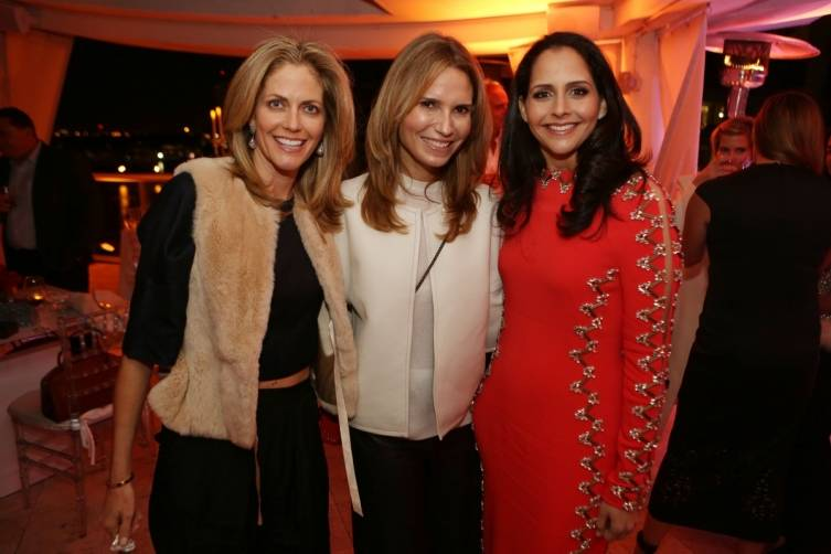 Blair Sonville, Nydia Lacayo, & Carola Pimentel