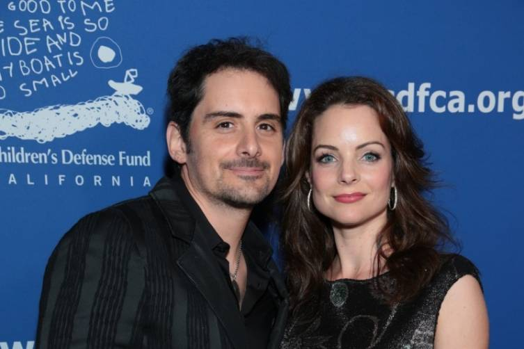 Brad Paisley and Kimberly Williams Paisley
