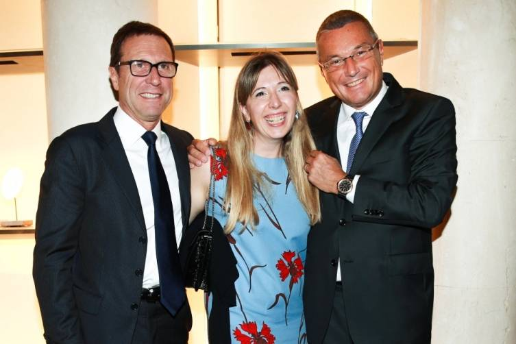 Bulgari Bal Harbour Shops Unveiling with Peter Marino - photo by Ben RosserBFAnyc.com