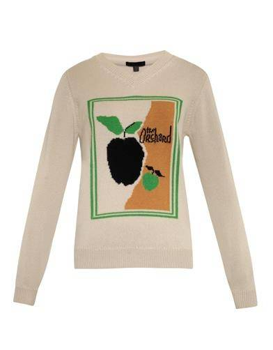 Burberry Porsum Orchard Cashmere Sweater $1,237