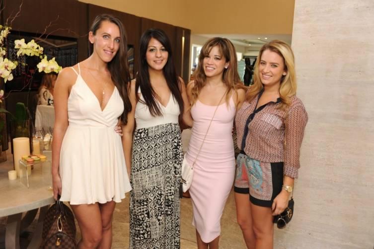 Carissa Newhouse, Taline Navarro, Carol Perez, Kim Nolan