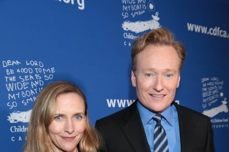 Conan and Liza O'Brien