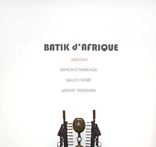 Batik d'Afrique