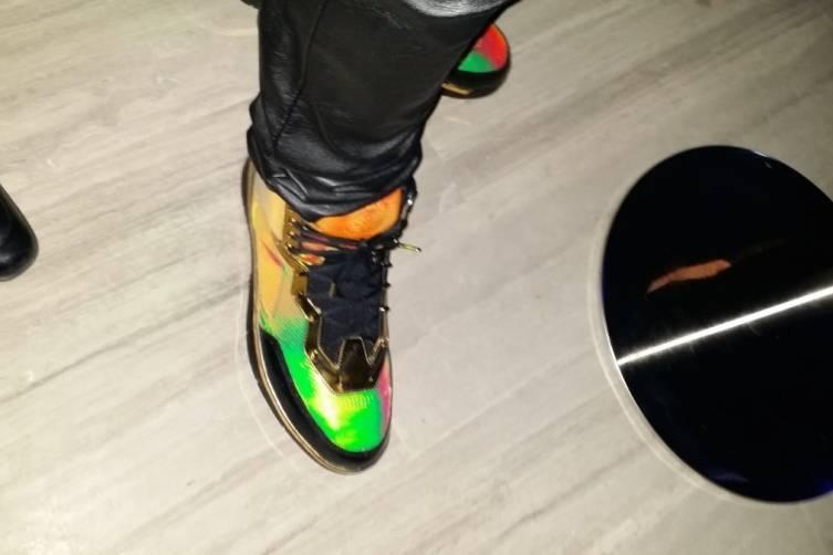 Dwyane Wade Li-Ning Shoe