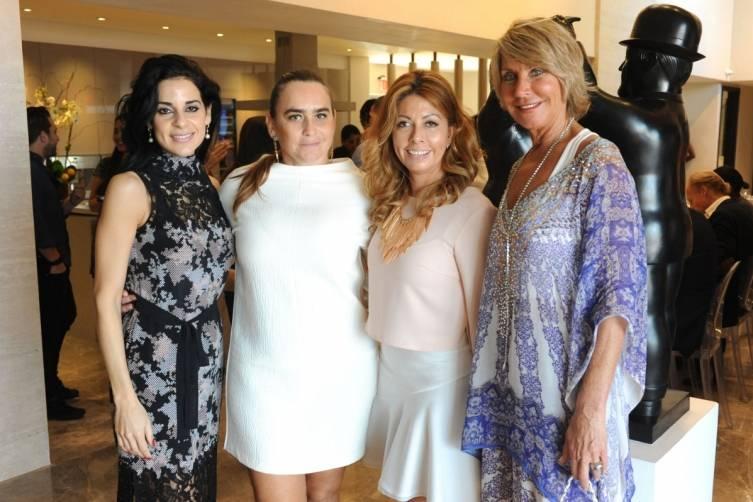 Elena Christodoulou, Daniella Carvalho, Monica Venegas, Hope Gainer
