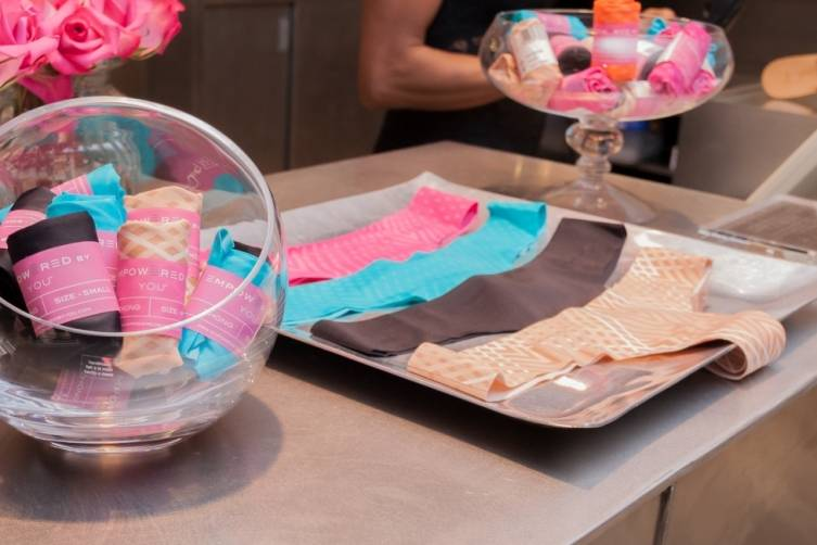 Empowered by You undies at Scoop