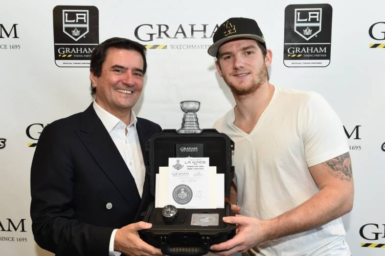 Eric Loth and Jonathan Quick