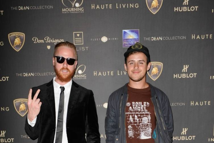Guests at Haute Living's 10th Anniversary Party by Coldwell Banker and Hublot 10