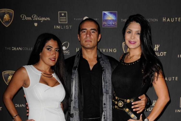 Guests at Haute Living's 10th Anniversary Party by Coldwell Banker and Hublot 11