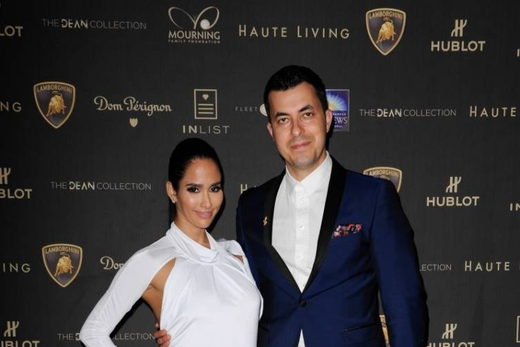 Guests at Haute Living's 10th Anniversary Party by Coldwell Banker and Hublot 14
