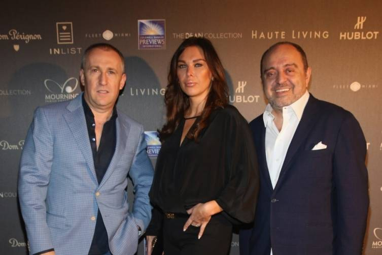 Guests at Haute Living's 10th Anniversary Party by Coldwell Banker and Hublot 16