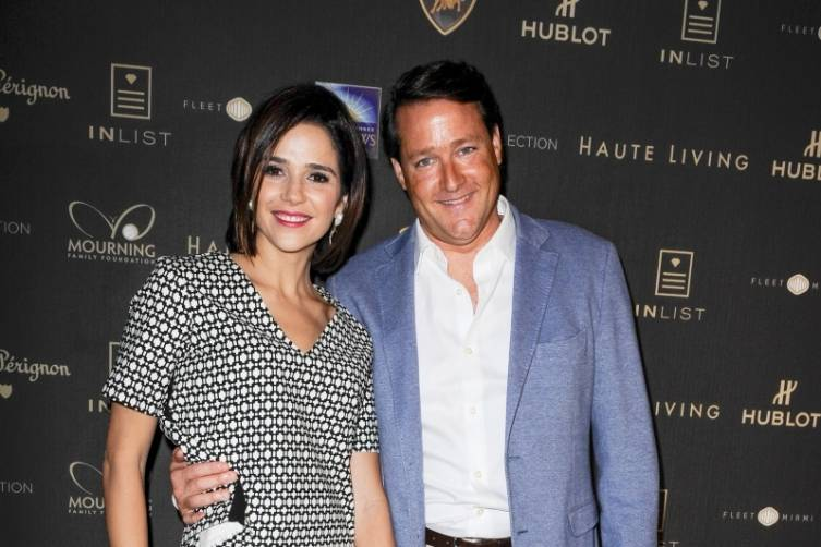 Guests at Haute Living's 10th Anniversary Party by Coldwell Banker and Hublot 2