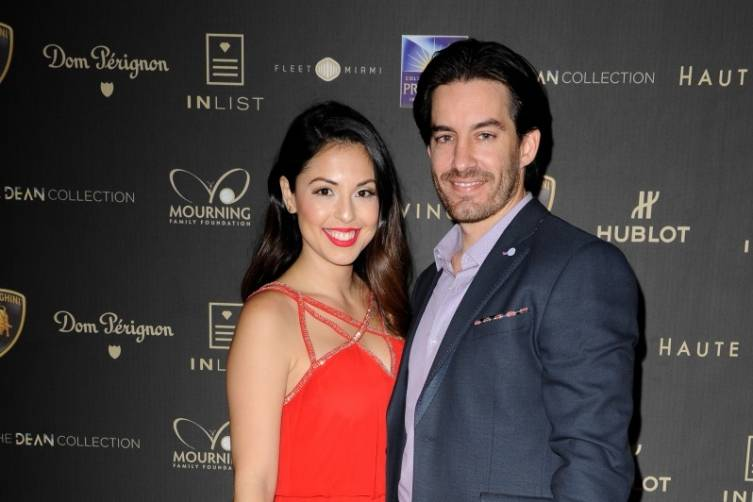 Guests at Haute Living's 10th Anniversary Party by Coldwell Banker and Hublot 4