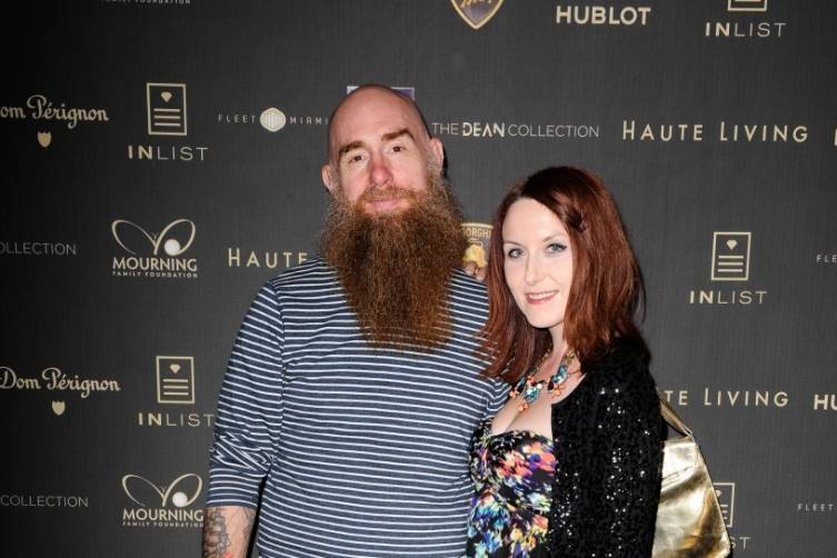 Guests at Haute Living's 10th Anniversary Party by Coldwell Banker and Hublot 5