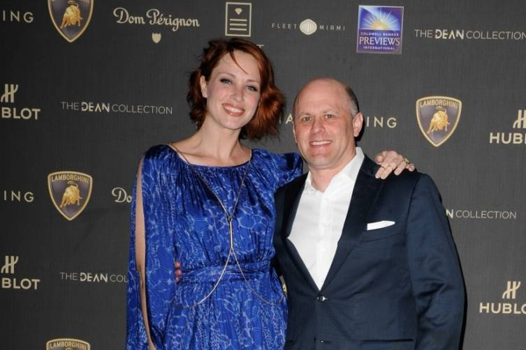 Guests at Haute Living's 10th Anniversary Party by Coldwell Banker and Hublot 7