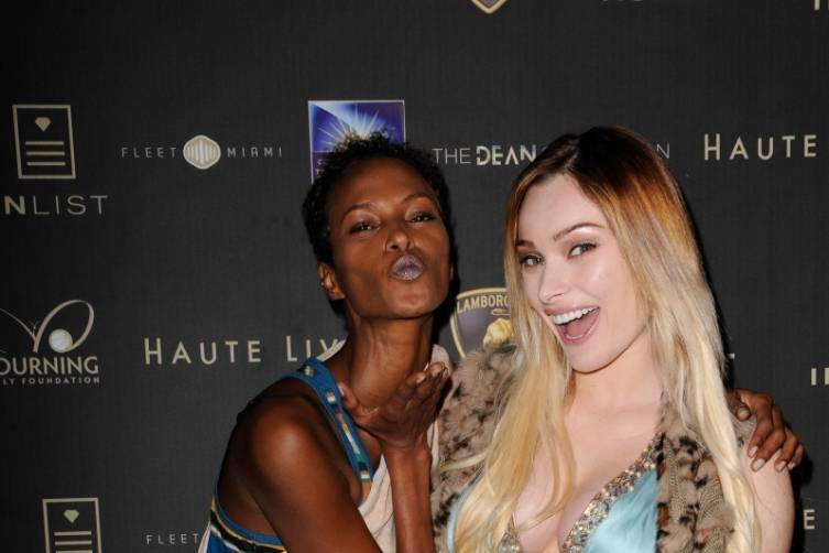 Guests at Haute Living's 10th Anniversary Party by Coldwell Banker and Hublot 8