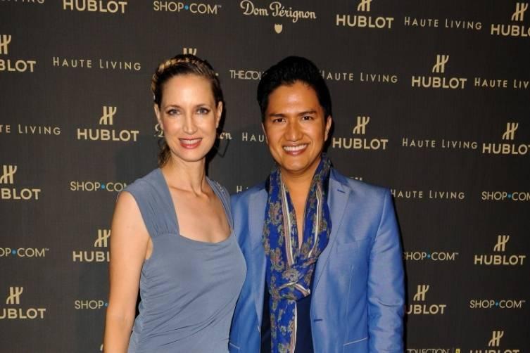 Hadley Henriette and Julian Chang