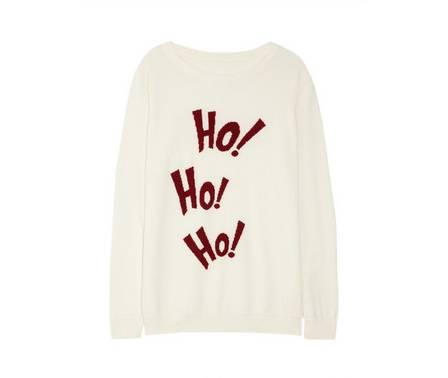 Lot78 Ho! Sweater $325 NetAPorter