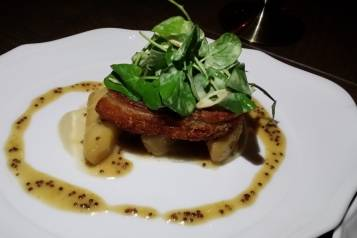 Roasted Porchetta with Caramelized apples