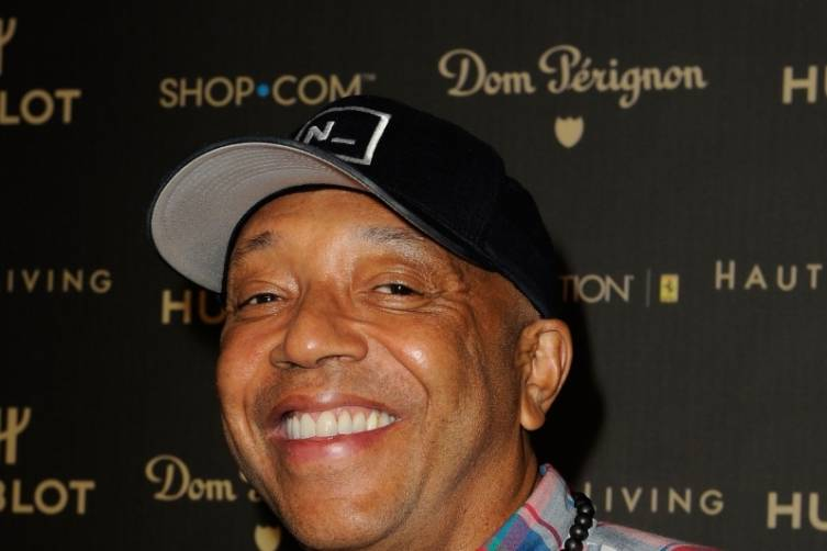 Russell Simmons by Sergi Alexander