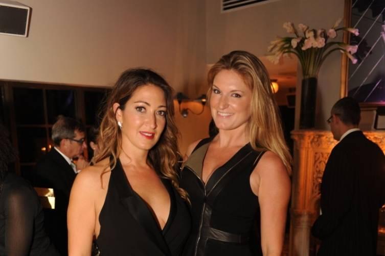 Sarah Mirmelli & Sarah Arison