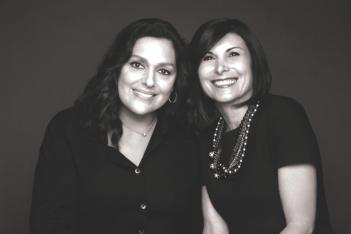 Laura Mercier & Claudia Poccia