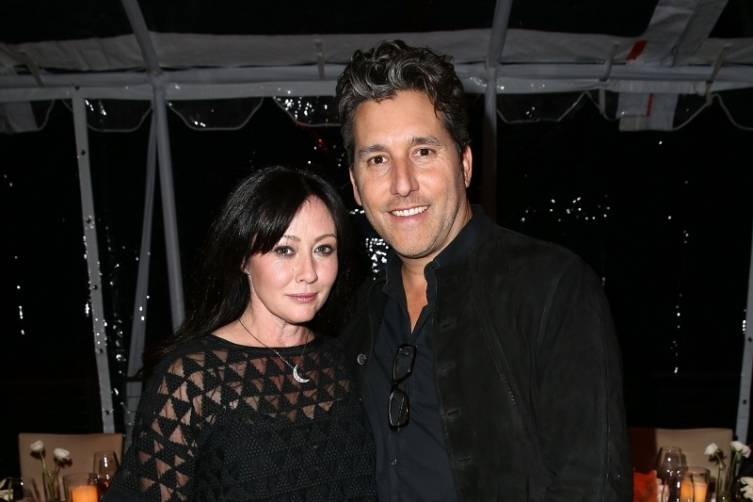 Shannen Doherty and guest