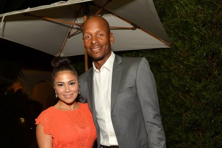 Shannon and Ray Allen