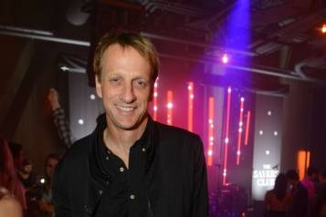 Tony Hawk at The Sayers Club inside SLS Las Vegas_12 5 14