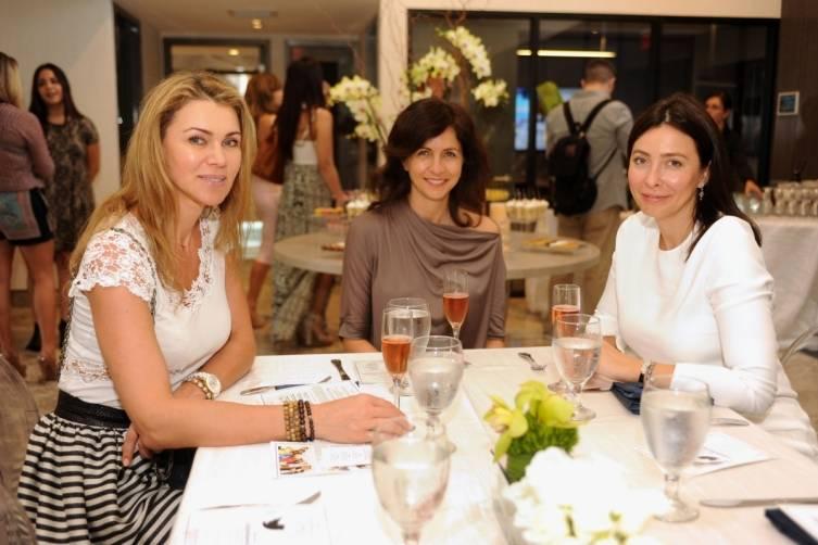 Valerie Levin, Julia Gluhovskaya, Kseniya Marks