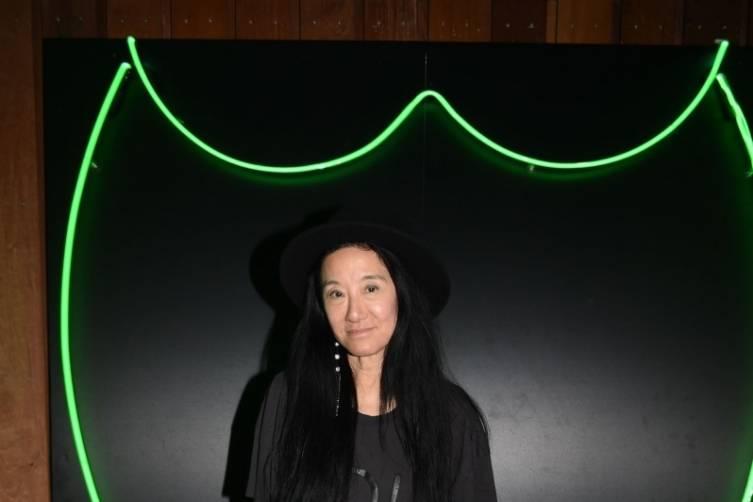 Vera Wang at Dom Perignon