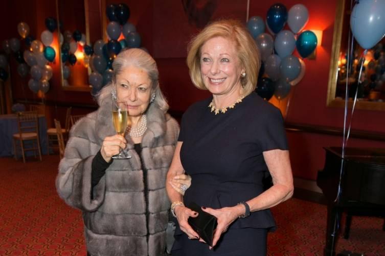 Denise Hale and Susan Swartz