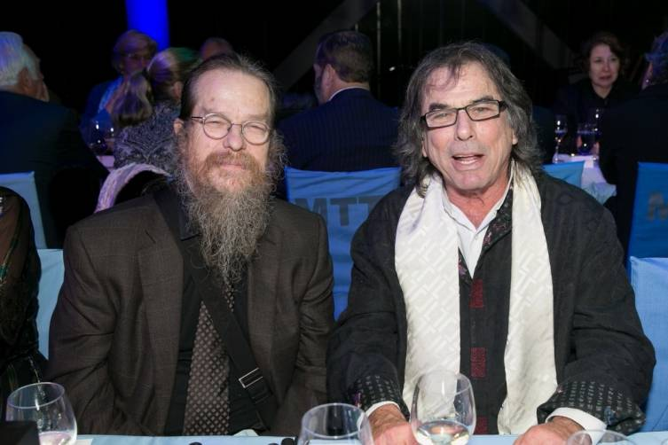 John Meyer and Mickey Hart