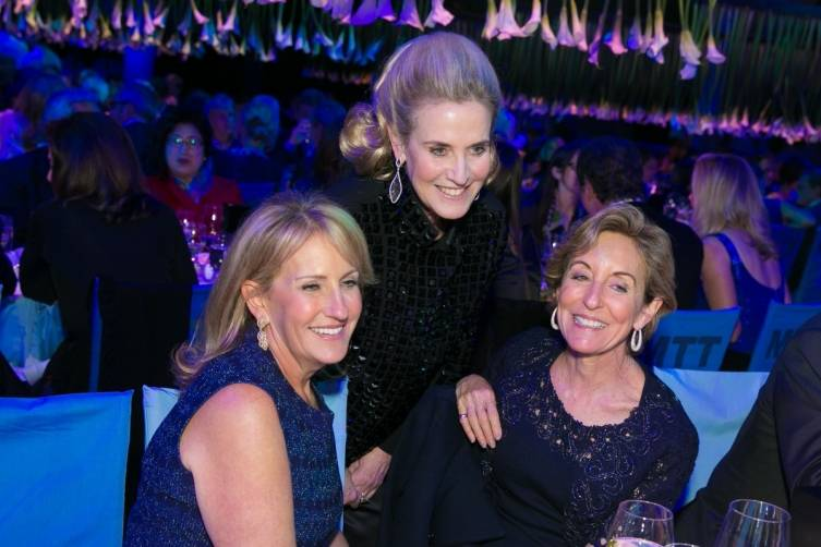 Nanci Fredkin, Lisa Goldman and Marcia Goldman