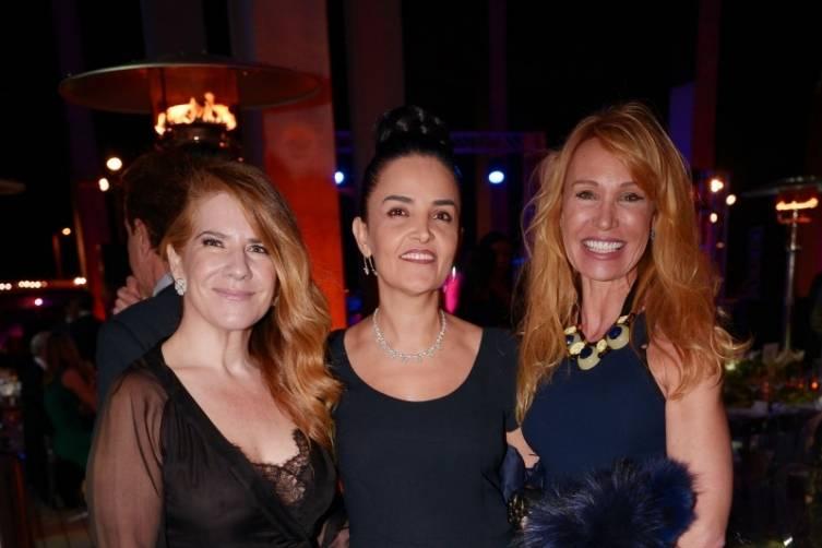 Gingi Beltran, Susie Wahab, & Sandra Tamer - World Red Eye