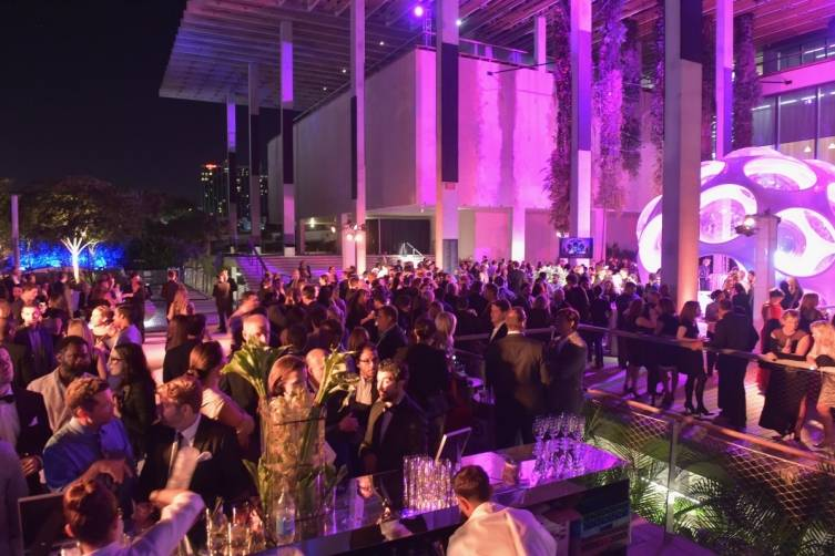 PAMM Art of the Party Presented by Louis Vuitton -- Getty