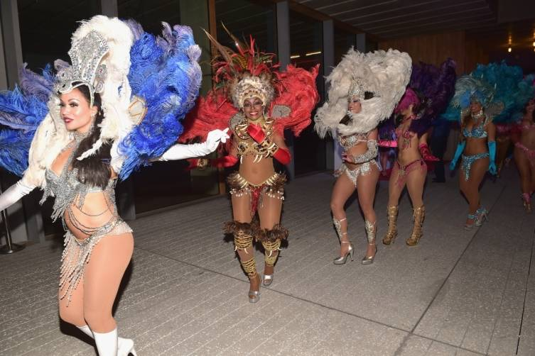 PAMM Art of the Party Presented by Louis Vuitton --- Getty