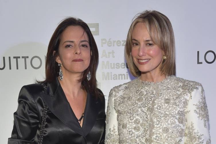 Solita Mishaan and Silvia Tserassi_Getty