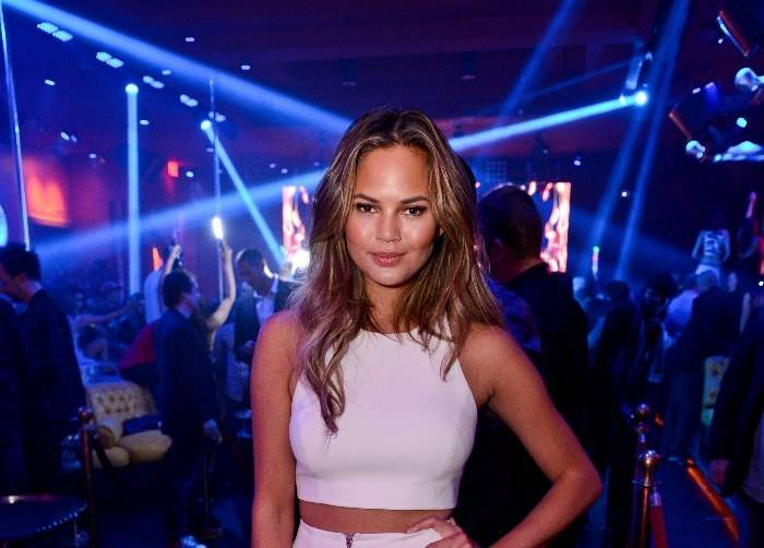 Chrissy Teigen Photos: Karl Larson