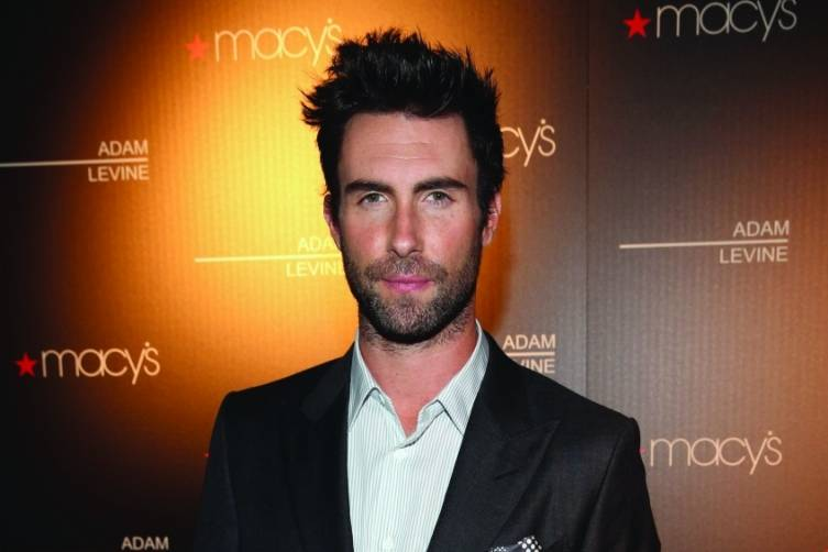 Adam Levine 2, Christopher Polk:Getty Images for Adam Levine Fragrances
