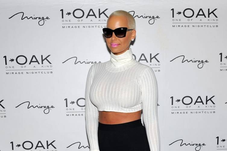 Amber Rose 1 OAK LV 1